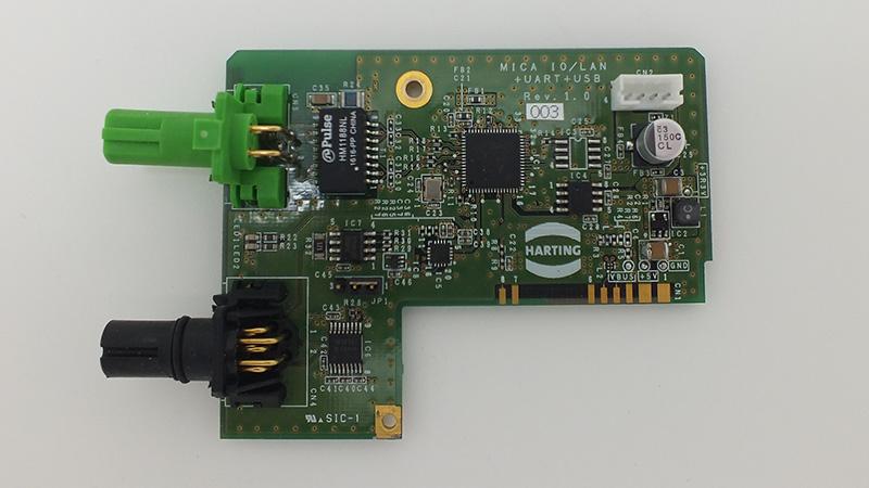 オープンネットワーク接続用LAN/COMボード